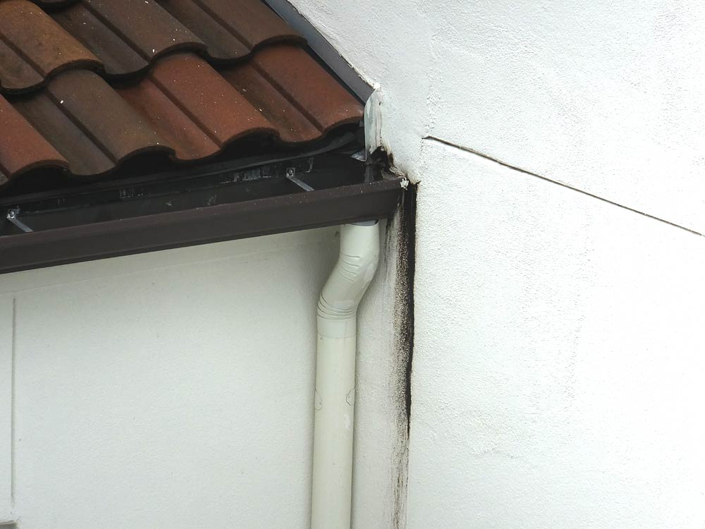 Stucco Issues